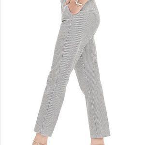Banana Republic Womens Avery Seersucker Pants